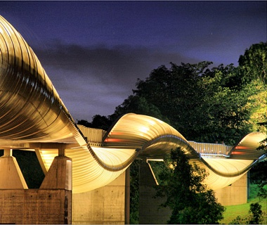Henderson Waves Bridge, Singapore