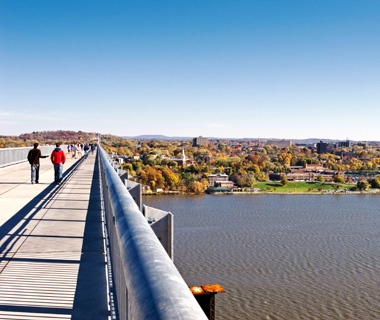 Walkway over the Hudson, Poughkeepsie, NY