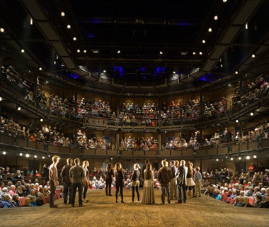 Royal Shakespeare Company Theatre, Stratford-on-Avon, England