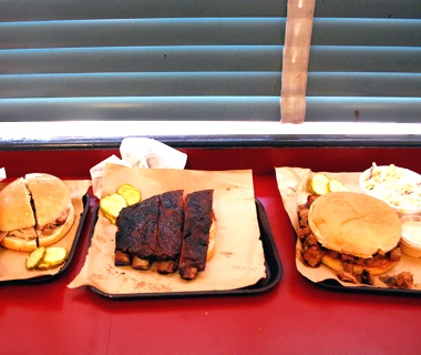 Oklahoma Joe's BBQ: Kansas City, KS