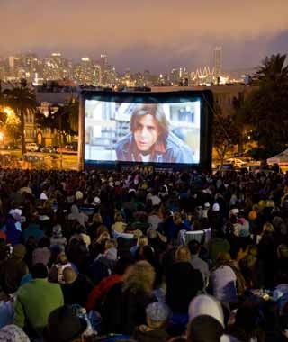 Film Night,SanFrancisco and Marin County
