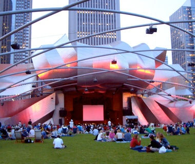 Movies in the Parks, Chicago
