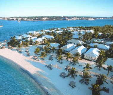 Sunset Key Guest Cottages beachfront hotels in Key West, FL