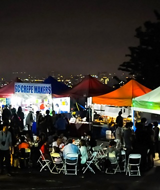 Yamashiro Farmers' Market, Los Angeles