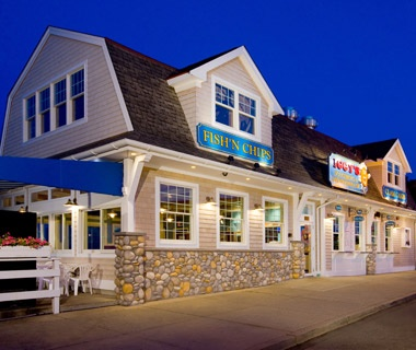 Iggy's Doughboys & Chowder House, RI