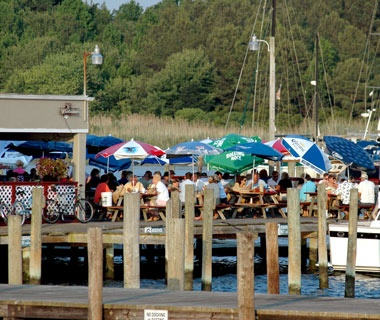 Waterman's Crab House, MD