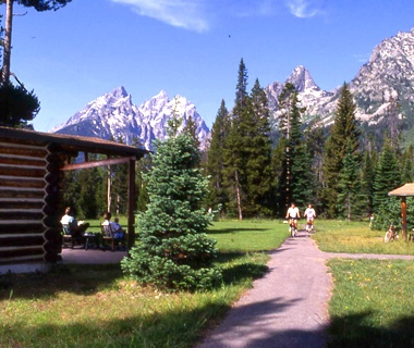 Jenny Lake Lodge, Jackson/Grand Teton, WY