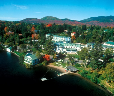 Mirror Lake Inn Resort & Spa, Adirondacks, NY best mountain vacations
