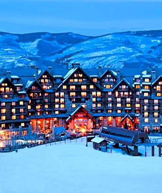 Ritz-Carlton Bachelor Gulch,Beaver Creek, CO mountain resorts