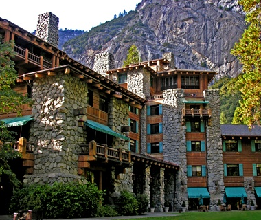 The Ahwahnee, Yosemite, CA