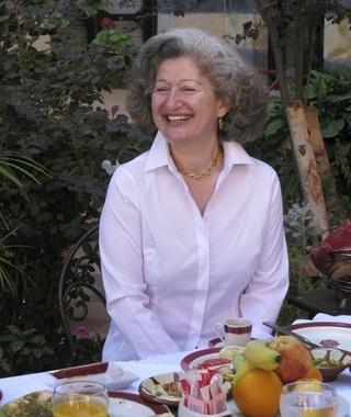 Top Culinary Guide: Anissa Helou, Middle East and North Africa