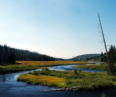 Yellowstone National Park, Wyoming