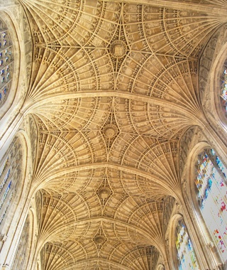 King's College Chapel, England