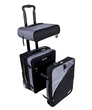 Balanzza Truco carry-on suitcase
