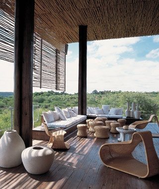 Singita Kruger National Park (Lebombo Lodge, Sweni Lodge), South Africa
