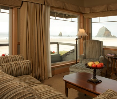 Stephanie Inn Hotel,Cannon Beach, OR