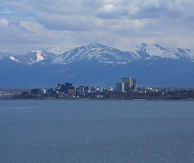 Tony Knowles Coastal Trail, Anchorage,AK