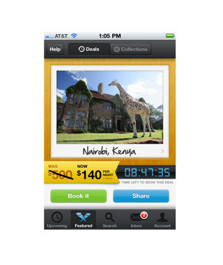 Score a Private Room or Apartment: AirBnB