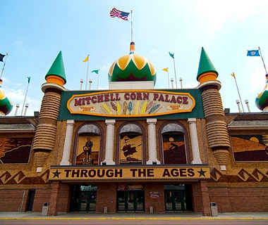 Mitchell Corn Palace, Mitchell, SD