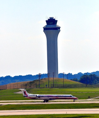 No. 1 Cincinnati/Northern Kentucky International Airport (CVG)