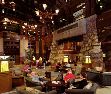 No. 18 Disney's Grand CalifornianHotel & Spa, Anaheim, CA