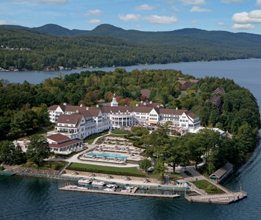 No. 9 The Sagamore Resort, Adirondacks, NY