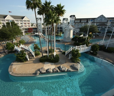 No. 16 Disney'sYacht Club Resort, Orlando