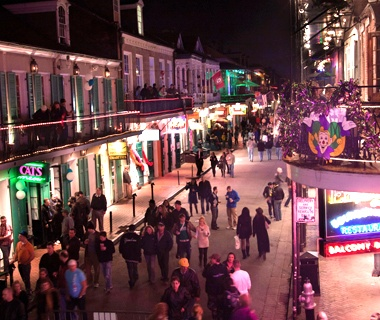 Americas Best Cities For Nightlife