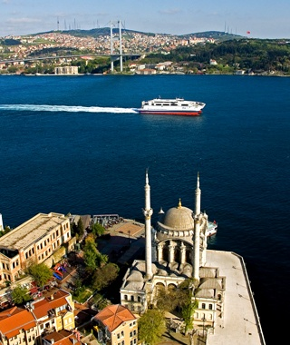 Turkey: Along the Golden Horn in Istanbul