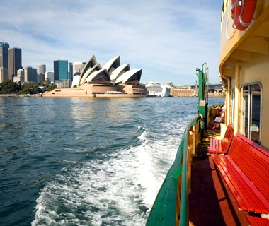 Australia: Between Sydney and Manly