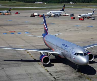 No. 20 (International): Aeroflot