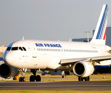 No. 3 (International): Air France