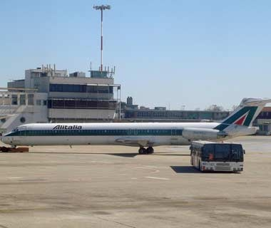 No. 6 (International): Alitalia