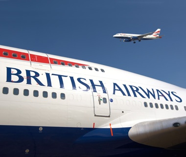 No. 1 (International): British Airways