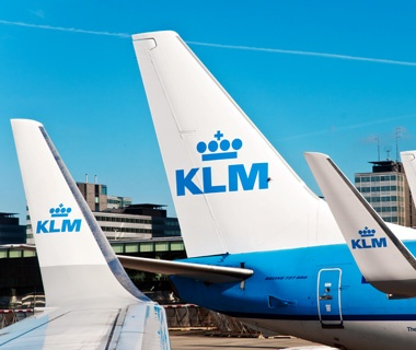 No. 5 (International):  KLM