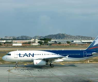 No. 17 (International): LAN Airlines