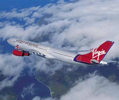 No. 6 (International): Virgin Atlantic Airways