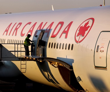 No. 10 (International): Air Canada