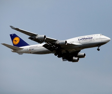 No. 2 (International): Lufthansa
