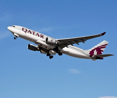 No. 12 (International): Qatar Airways
