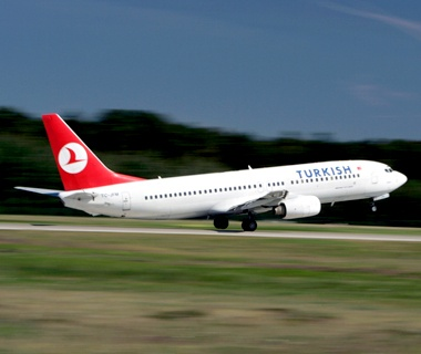 No. 9 (International): Turkish Airlines