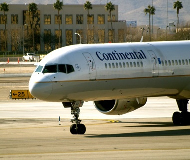 No. 3 Continental Airlines