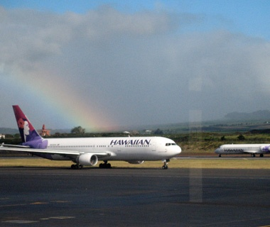 No. 11 Hawaiian Airlines
