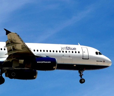No. 7 JetBlue Airways