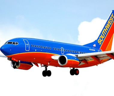 No. 16 Southwest Airlines