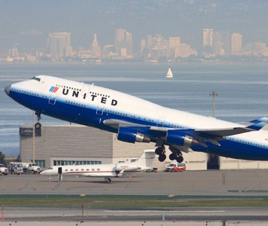 No. 1 United Airlines