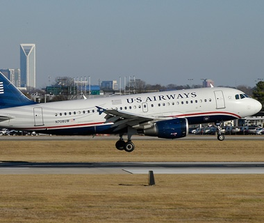 No. 2 US Airways