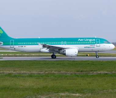 No. 17 (International): Aer Lingus