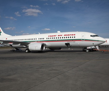 No. 15 (International): Royal Air Maroc