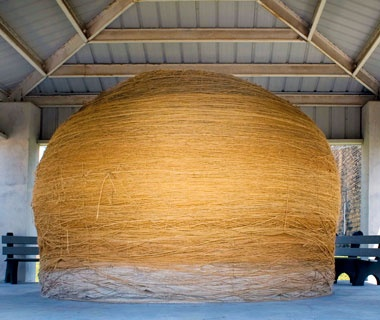 World's LargestBall of Twine, Cawker City, KS